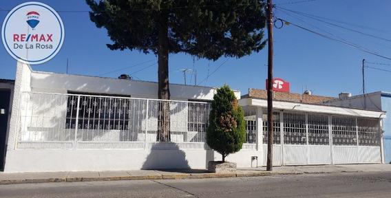 Casa En Venta Una Sola Planta, Cercana Avenida 20 De Noviembre
