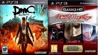 Devil May Cry Hd Collection + Dmc ~ Ps3 Digital Español