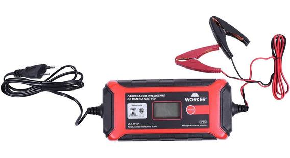 Carregador De Baterias Worker 868108