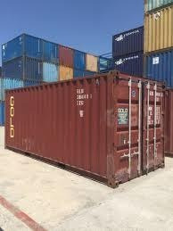 Contenedores Containers Marítimo Tacho 20 Pies (25