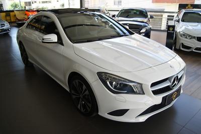 Mercedes-benz Classe Cla 1.6 Turbo Flex 4p