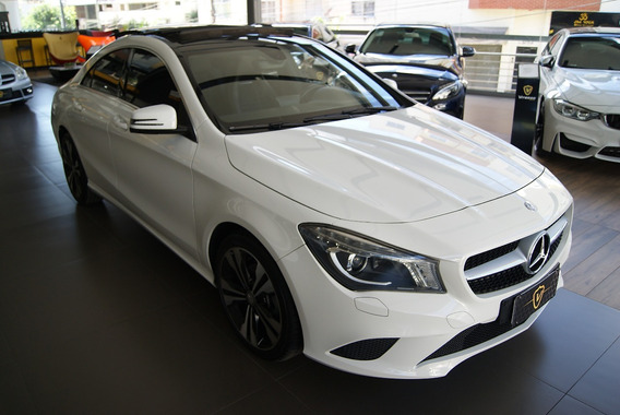 Mercedes-benz Classe Cla 1.6 Turbo Flex 4p