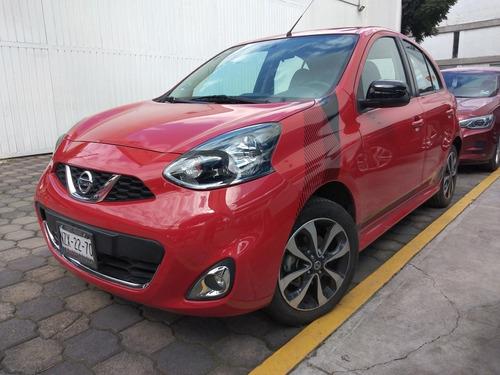 Imagen 1 de 15 de Nissan March 2020 1.6 Sr Navi Mt