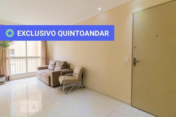 Apartamento No 12º Andar Com 2 Dormitórios E 1 Garagem - Id: 892946550 - 246550