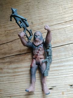 Envio Gratis Mexico Chewbacca Kenner 1995 2 Armas Retro