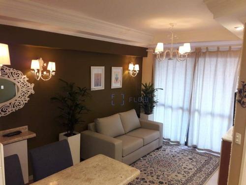 Apartamento 38m², 1 Dormitorios,  1 Vagas - Moema - Ap10958