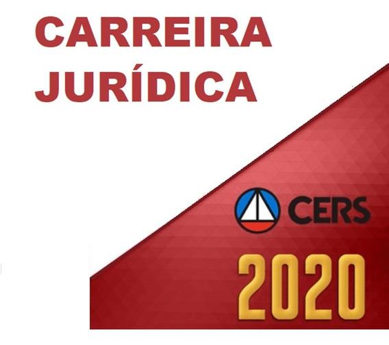 Carreiras Jurídicas | C Ou G 2020