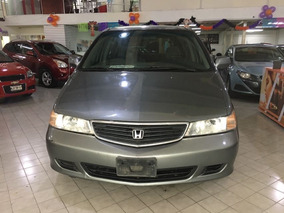 Honda Odyssey Minivan At
