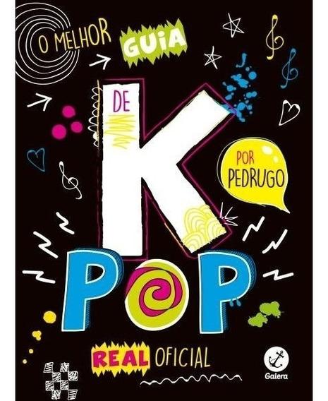 Livro Melhor Guia De Kpop Real Oficial