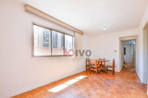 Imagem 1 de 23 de Apartamento À Venda, 90 M² Por R$ 1.050.000,00 - Vila Mariana - São Paulo/sp - Ap4550