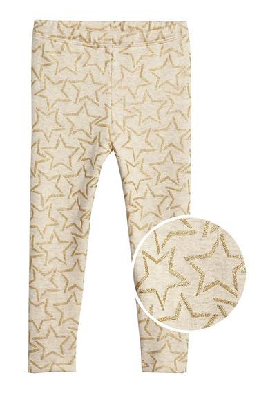 Leggings Niña Estampado Estrellas Bebé Cintura Elástica Gap