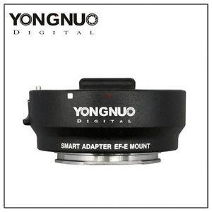 Adaptador Eletronico Ef Canon Para Sony E Mount Yongnuo