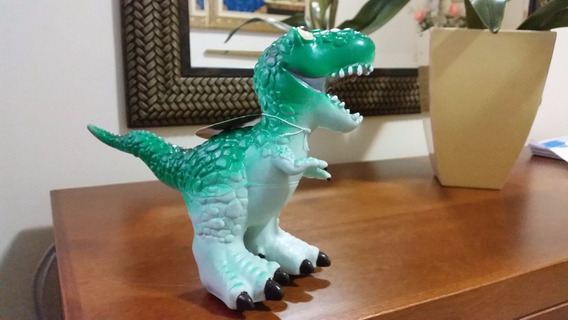 Dinossauro Tiranossauro T-rex Kids Flexível - Dinolino