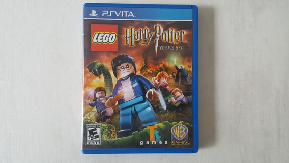 Lego Harry Potter Years 5-7 - Ps Vita - Original