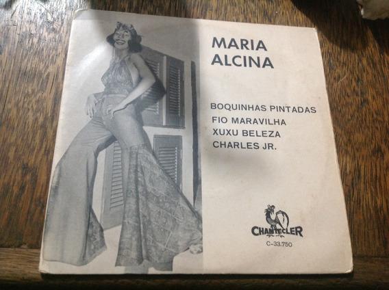 Vinil Compacto Duplo Maria Alcina - 1973
