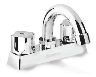 Llave Mezcladora De Baño Bar Modelo Paloma Mb1101 Silver