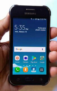 Celular Samsung J1 Ace Usado Primera Mano Muy Buen Estado