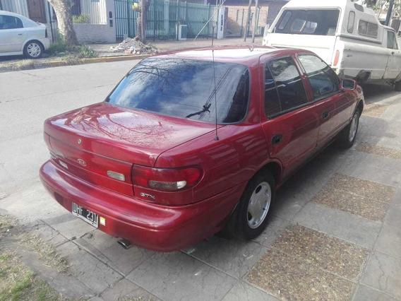 Kia Sephia 1.5 Gtx 1999
