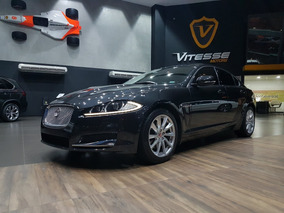 Jaguar Xf 2.0 Luxury Turbocharged Gasolina 4p Automático
