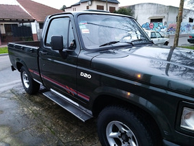 Chevrolet D-20 4.0 Pick-up D20 Deluxe Turbo Plus 1996