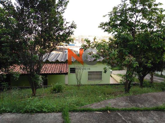 Casa Com 2 Dorms, Parque Marilandia, Duque De Caxias - R$ 215.000,00, 430m² - Codigo: 589 - V589