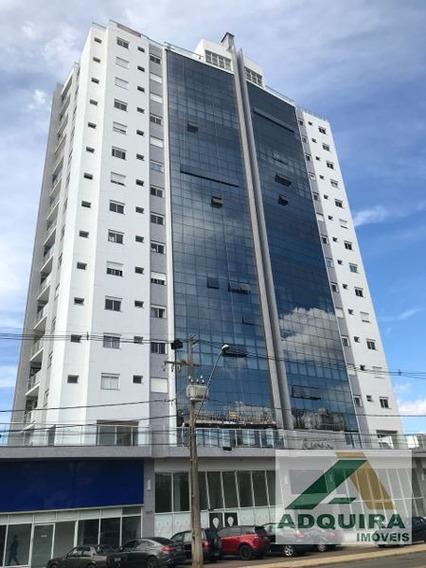 Apartamento Padrão Com 4 Quartos No Edifício Renoir - 3560-v