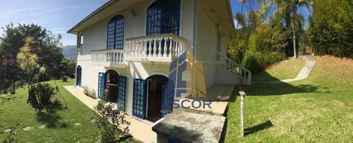 Imagem 1 de 21 de Casa Com 5 Dormitórios Para Alugar, 405 M² - Monte Verde - Florianópolis/sc - Ca0268