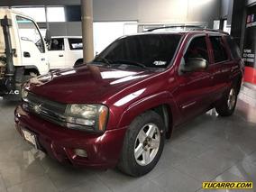 Chevrolet Trailblazer .
