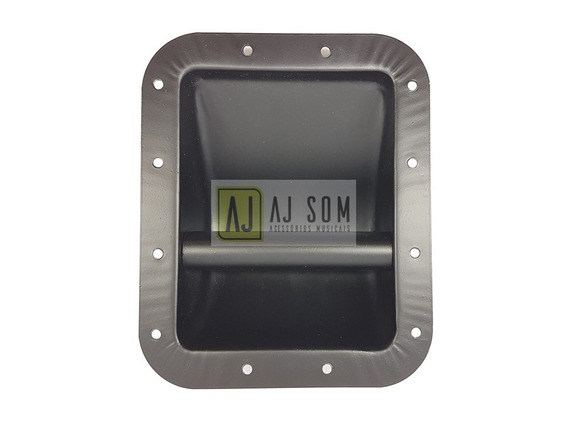 1-alça Arredondada,pegador P/caixa Acústica-metal,line Array