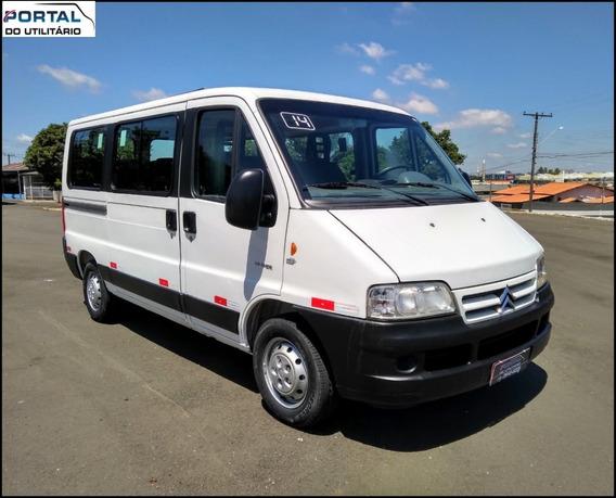Jumper Minibus -2014- Único Dono, Baixíssimo Km !!! 16 Lug