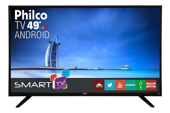 Smart Tv Philco Led 49 Ph49f30dsgwa Bivolt