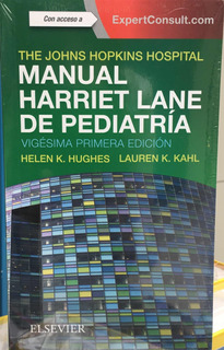 Manual Harriet Lane De Pediatría 2018 Envío Gratis!!