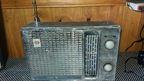 Antigo Radio General Eletric Pra Restaurar Leia Descricão