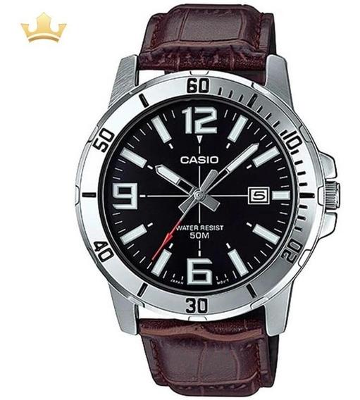 Relógio Casio Masculino Mtp-vd01l-1bvudf C/garantia E Nf