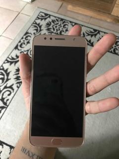 Celular Motorola G5s Plus 32gb Rosé Dual Sim