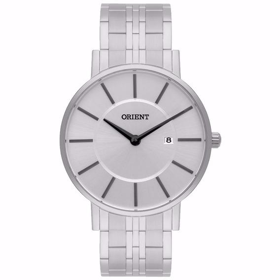 Relógio Orient Mbss1261 S1sx Prata Original