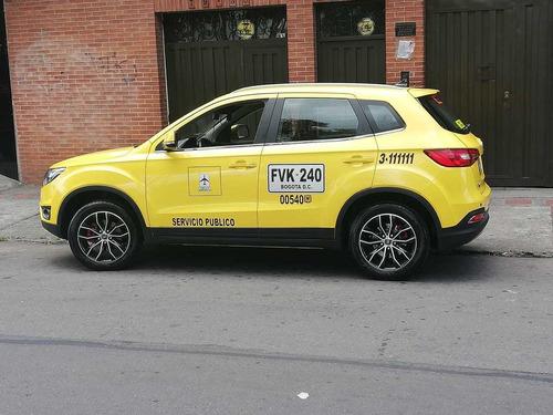 Taxi Faw R7 Resibimos Vehiculo Particular Y Credito