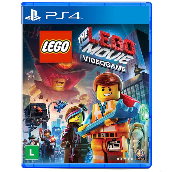 Lego The Movie Ps4