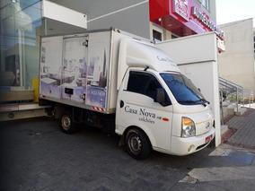 Hr Hiunday Baú Fachini 2008 163 Mil Km Diesel 4 Pneus Novos