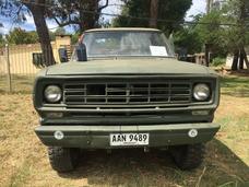 M880 Dodge V8 5.2l Automatico - 4x4 Permanente Ruedas 37