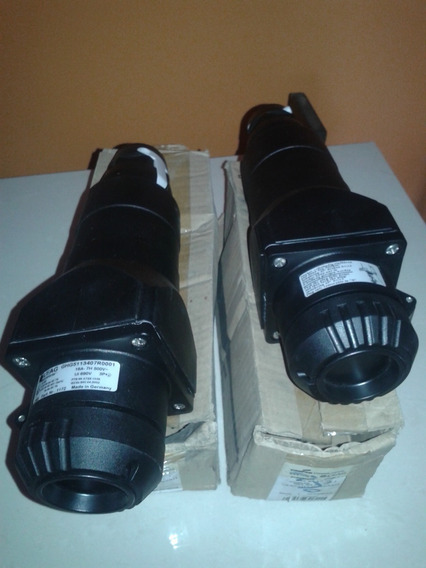 Plug Ceag Ghg5113407r0001 16 A 4 Pólos 480-500 V