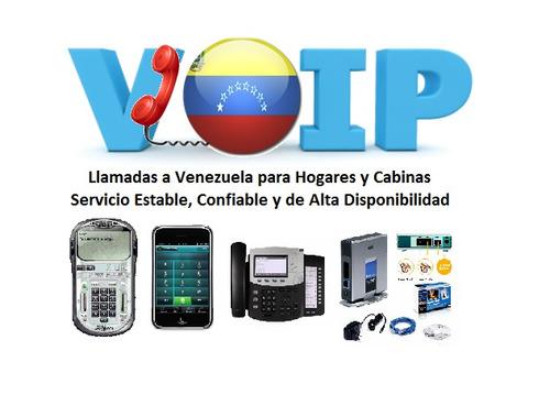 Terminación Voip Mayoristas - Venezuela - Ecuador - Colombia