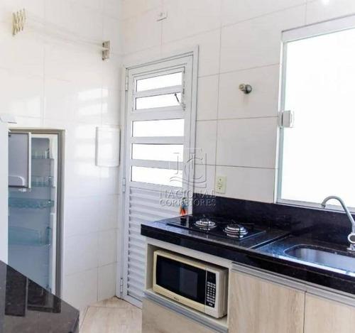 Imagem 1 de 20 de Kitnet Para Alugar, 25 M² Por R$ 800,00/mês - Bangu - Santo André/sp - Kn0052