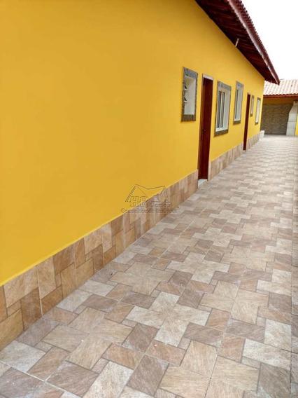 Casa Com 2 Dorms, Balneário Flórida Mirim, Mongaguá - R$ 190 Mil, Cod: 224 - V224
