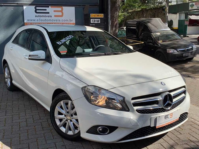 Mercedes Benz A200 Style 1.6 Turbo 2014 Blindada