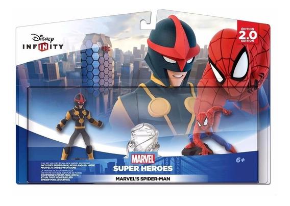 Disney Infinity 2.0 Homem Aranha - Spider Man - Marvel