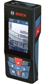 Medidor De Distância Trena Laser 120m - Glm120c - Bosch