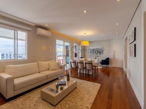Vila Leopoldina 117,00m² 3 Dormitorios/suite 2 Vagas De Garagem R$ 1.490.000,00 - Ap01511