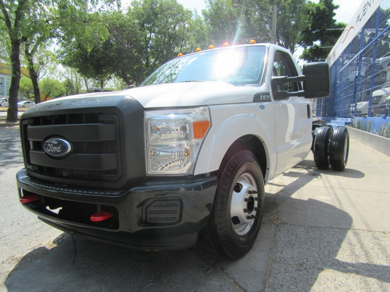 Ford F-350 2015 Chasis Cab