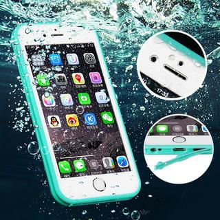 Capa À Prova Dágua iPhone 6 6s Branca Spigen